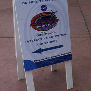15 of 18: Epcot - NASA Space Day