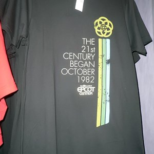 1 of 1: Epcot - New vintage T-shirt