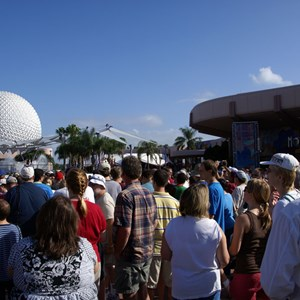 3 of 44: Epcot - 25th Anniversary