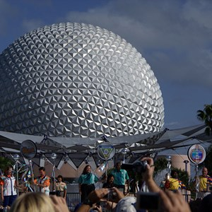 6 of 44: Epcot - 25th Anniversary