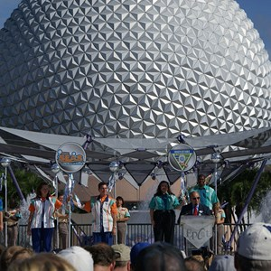 13 of 44: Epcot - 25th Anniversary