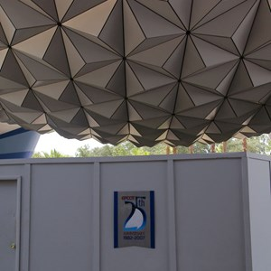 35 of 44: Epcot - 25th Anniversary