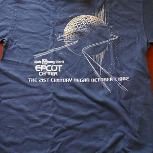 41 of 44: Epcot - 25th Anniversary