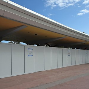 3 of 4: Epcot - Turnstyle upgrades
