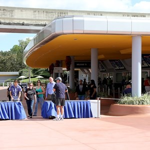1 of 7: Epcot - Installing RFID chips onto park tickets