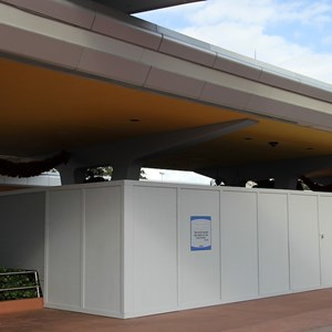1 of 2: Epcot - RFID entry rework