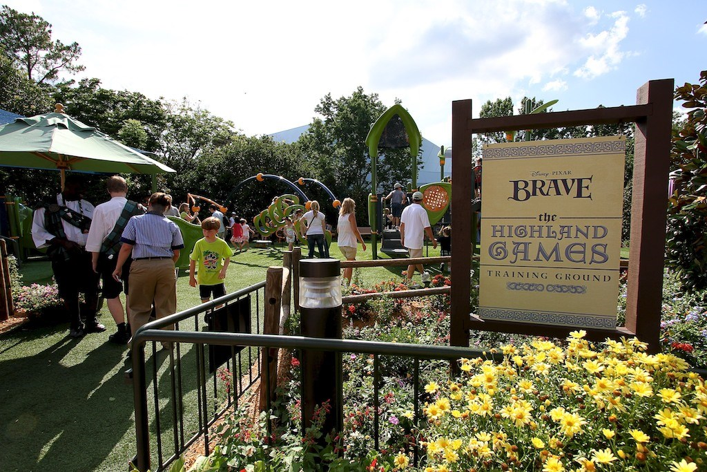 Brave - The Highland Game Tournament