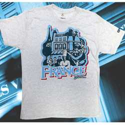 30th Anniversary World Showcase T-Shirts