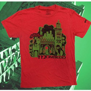 4 of 4: Epcot - Epcot 30th Anniversary retro T-Shirt - China, Morocco, United Kingdom