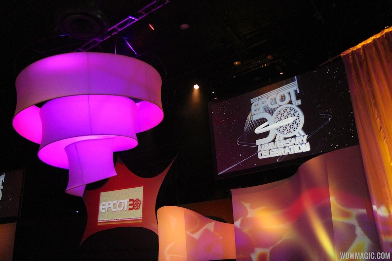 Epcot 30th Anniversary - Imagineering presentation