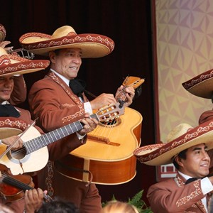 1 of 11: Epcot - Epcot 30th Anniversary moment - Mariachi Cobre