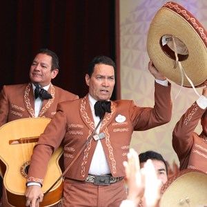 3 of 11: Epcot - Epcot 30th Anniversary moment - Mariachi Cobre