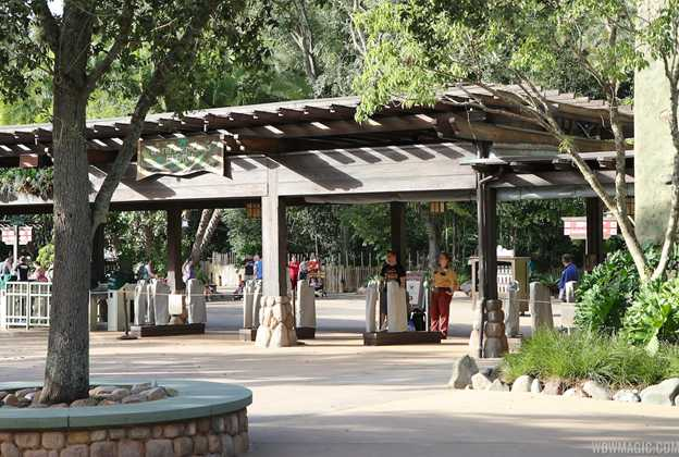 RFID Turnstiles at all 4 parks