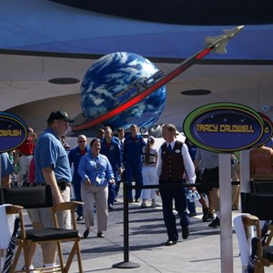 25 of 43: Epcot - NASA Space Day photo report