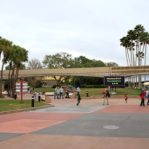 1 of 8: Epcot - Monorail beam refurbishment