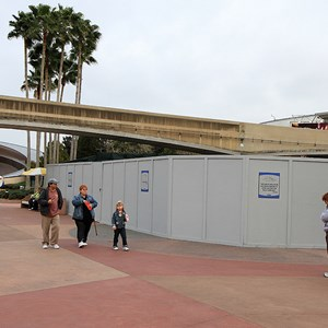 2 of 8: Epcot - Monorail beam refurbishment