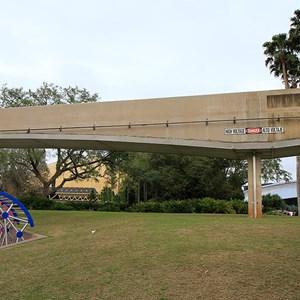 3 of 8: Epcot - Monorail beam refurbishment
