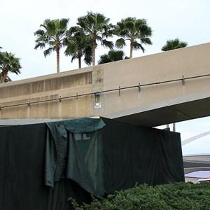 5 of 8: Epcot - Monorail beam refurbishment