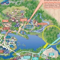 Expedition Everest location