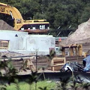 9 of 11: Expedition Everest - Expedition Everest construction