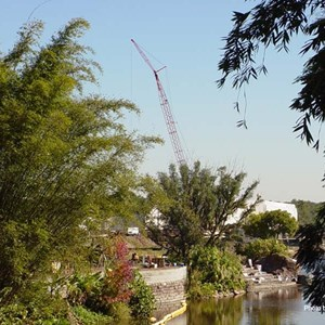 1 of 8: Expedition Everest - Expedition Everest construction