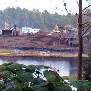 8 of 8: Expedition Everest - Expedition Everest construction