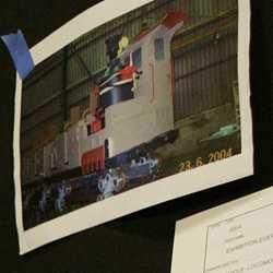 Concept art and press release photos