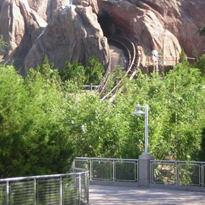 1 of 4: Expedition Everest - Expedition Everest construction
