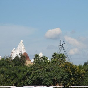 1 of 44: Expedition Everest - Expedition Everest construction