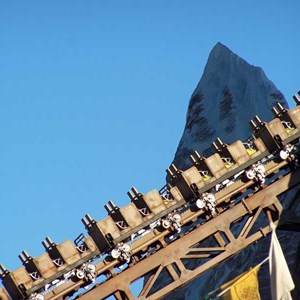 3 of 7: Expedition Everest - Expedition Everest testing
