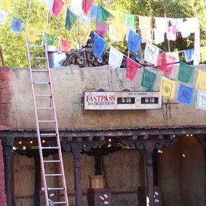 4 of 7: Expedition Everest - Expedition Everest testing