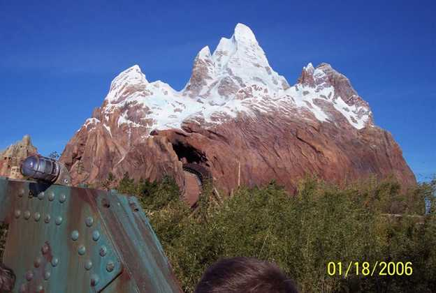 Expedition Everest cast preview