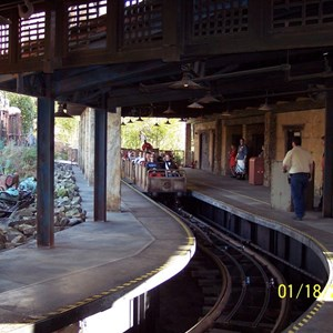 2 of 14: Expedition Everest - Expedition Everest cast preview