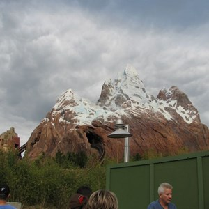 6 of 47: Expedition Everest - Expedition Everest queue area preview