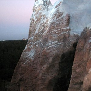42 of 47: Expedition Everest - Expedition Everest queue area preview