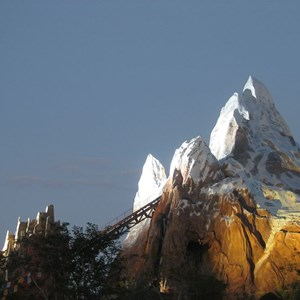 47 of 47: Expedition Everest - Expedition Everest queue area preview