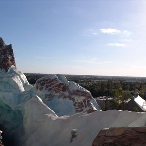 15 of 22: Expedition Everest - Expedition Everest onride preview