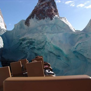 19 of 22: Expedition Everest - Expedition Everest onride preview
