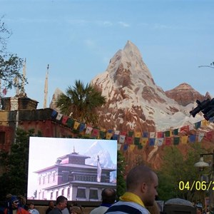 3 of 7: Expedition Everest - More from the Expedition Everest grand opening event