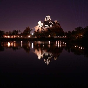 18 of 20: Expedition Everest - Expedition Everest at night