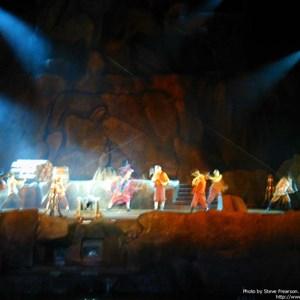 2 of 7: Fantasmic! - Fantasmic show