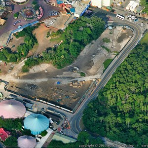 1 of 1: Fantasyland - Fantasyland aerial photo