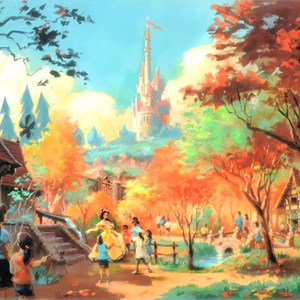 5 of 13: Fantasyland - Enchanted Tales with Belle