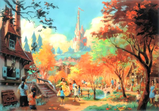 Fantasyland - Enchanted Tales with Belle