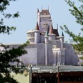 Fantasyland - A closeup of Beast&#39;s Castle - work in progress