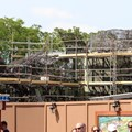 Fantasyland - Rock work steel