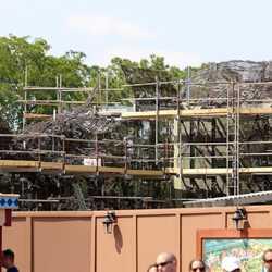 Beast's Castle construction