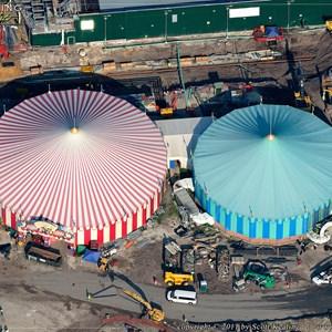 3 of 3: Fantasyland - Storybook Circus