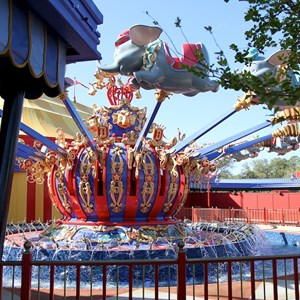 9 of 81: Fantasyland - Storybook Circus soft opening detailed tour