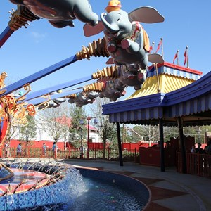 13 of 81: Fantasyland - Storybook Circus soft opening detailed tour